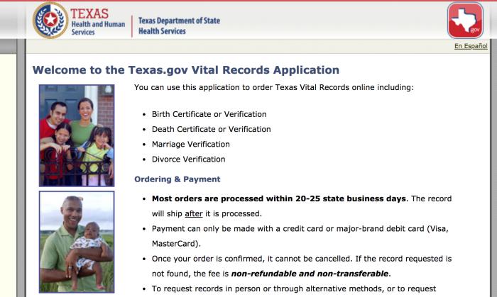 Texas Background Checks (2019 Guide)   Backgroundcheckme org