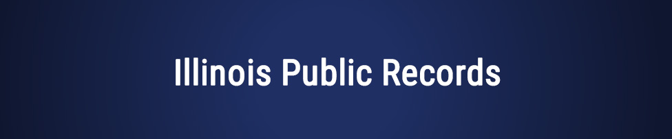 Illinois Public Records