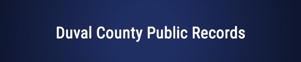 duval county public records