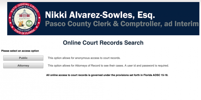 Find All Pasco County Public Records (2019 Guide)
